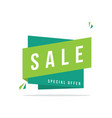 discount offer price label tag sticker vector image