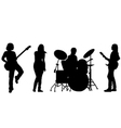 Singing band vector | Price: 1 Credit (USD $1)