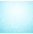 Abstract light blue paper background with bright vector image