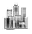 Metropolisrealtor single icon in monochrome style