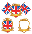 uk emblem vector image