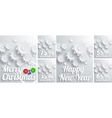winter holiday sales background with snowflakes