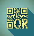 gr code Stock vector image vector image