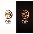 Coffee cup2 vector image vector image