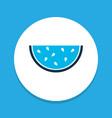 tasty icon colored symbol premium quality vector image