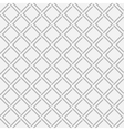Seamless pattern with white 3d elements