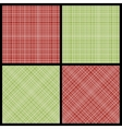 Set of seamless hatch patterns vector image vector image