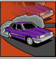custom car isometric clip-art vector image vector image