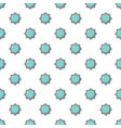 little drums pattern seamless vector image vector image