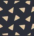 australian fairy bread toast seamless vector image vector image
