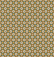 Arabic seamless pattern background abstract vector image vector image
