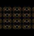 ginkgo leaf pattern vector image
