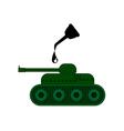 oil tank vector image