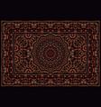 persian colored carpet