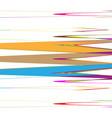 random multicolore element abstract geometric vector image