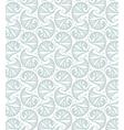 winter pattern vector image