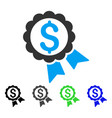 featured price label flat icon vector image vector image