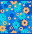 mechanics background vector image