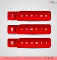 banners - design elements vector image