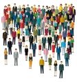Concept of business people vector image vector image