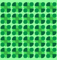 abstract green background for graphic design from vector image vector image