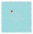 Happy New Year 4123 vector image vector image