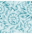 Seamless ice pattern EPS 10 vector image vector image