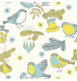 nature wallpaper print vector image vector image