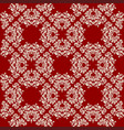 wallpaper repeating pattern in a retro style vector image