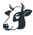 Butcher shop sign premium beef label vector image