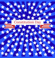 constitution day in united states 17 vector image vector image
