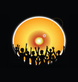 music happy audience vector image