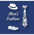Clothes concept man vector image vector image