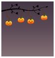 Halloween day1 vector image