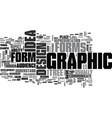 a crash course on graphic philosophy text word vector image vector image