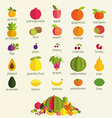 fruits with names