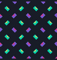 seamless mail pattern vector image