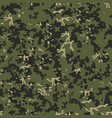 texture military camo repeats army green hunting vector image