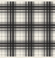 kilt table seamless pattern vector image