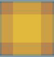 plaid pattern seamless check fabric texture vector image vector image