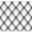 abstract dot seamless pattern spotted diamond vector image