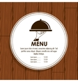 menu restaurant kitchen icon graphic vector image