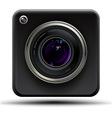 web cam vector image vector image