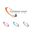 C letter logo template icon design