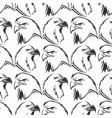 eagles seamless pattern design vector image vector image