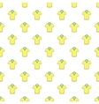 Men polo pattern cartoon style vector image vector image