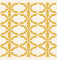 seamless geometric pattern yellow texture with vector image