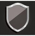 Badge security symbol vector image