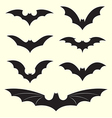 group bat vector image