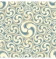 Tribal Waves Pattern vector image